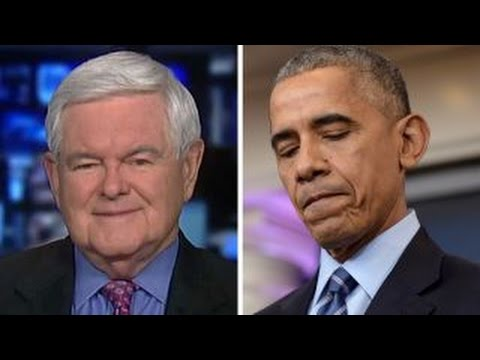 Newt Gingrich Obama s legacy will disappear within a year