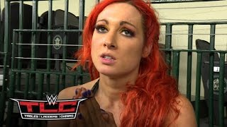 Becky Lynch begs for one more battle with Alexa Bliss: WWE TLC Exclusive, Dec. 4, 2016