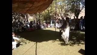Chitrali dance