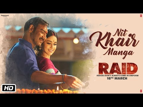 Xxx Mp4 Nit Khair Manga Video RAID Ajay Devgn Ileana D Cruz Tanishk B Rahat Fateh Ali Khan Manoj M 3gp Sex