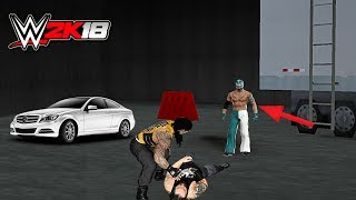TOP 5 BACKSTAGE CUTSCENES THEY SHOULD BRING BACK IN WWE 2K18!