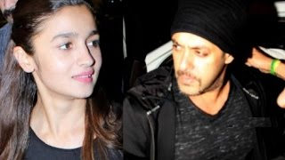 Bollywood Celebs Leave For IIFA Spotted At Mumbai Airport !