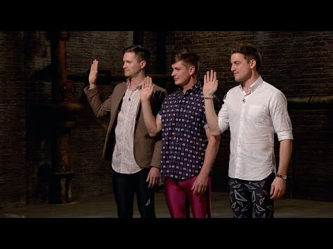 Xxx Mp4 Male Leggings Dragons Den Series 12 Episode 7 Preview BBC Two 3gp Sex