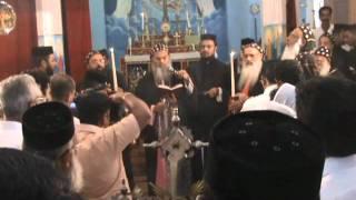 Funeral of Deenamma Joseph.