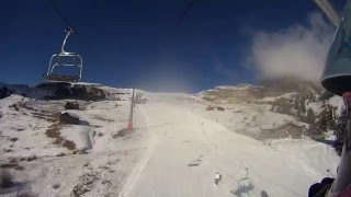 Val Gardena Skiing | Italia | Another Day in Paradise | Rudakova Daria
