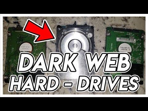 DARK WEB HARD DRIVES