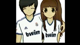 Antara aku kau dan Real Madrid - Madridista(Satria Nuh). (video lirik)