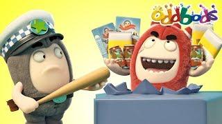 Oddbods - FOOD FIASCO #3 | Funny Cartoons For Kids | The Oddbods Show