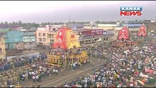 Ratha Yatra 2017: Preparation In Final Stage