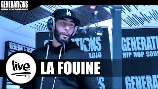 La Fouine - Sans Ta Voix (Live des studios de Generations)