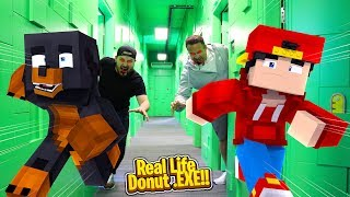 Minecraft Adventure - REAL LIFE DONUT THE DOG .EXE!!!