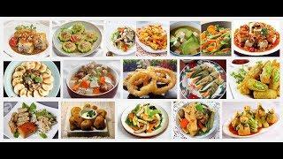✅Các món ăn Chay Ngon Dễ Làm   Món Ngon Gia Đình