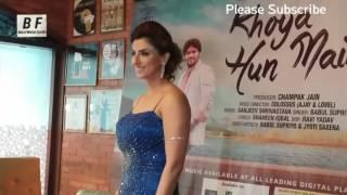 Khoya Hun Main New Song Launched With Babul Supriyo- Jyoti Saxena