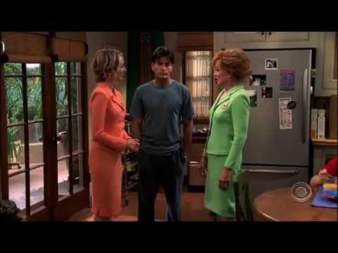 Two and a Half Men - Lydia's Like Mom [HD]