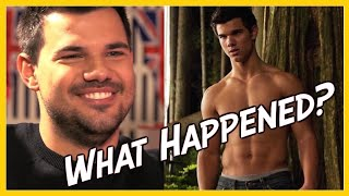 Find out WHAT HAPPENED to Taylor Lautner #TeamJacob