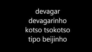 Dj Ardiles ft Mr.kuka- kotso kotso ( Dj Mitos & Afinae remix)