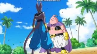 Dragon Ball Super - Buu vs Beerus