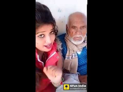 DESI SEXY GIRL & OLD MAN AFFAIR