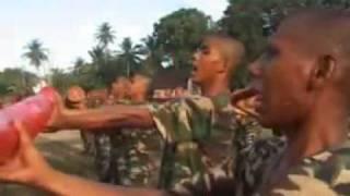 rekrut tentera darat malaysia