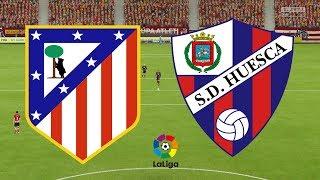 La Liga 2018/19 - Atletico Madrid Vs SD Huesca - 25/09/18 - FIFA 18