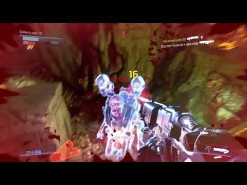 Doom multiplayer ps4