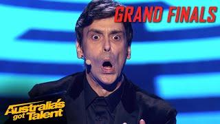 Lioz Has Everyone SHOOK!! | Grand Final | Australia