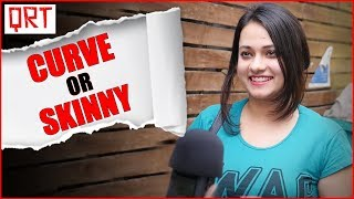 Why Do Boys Love Girls With CURVES ? Comedy Video | IQ Test | PART 1 | Quick Reaction Team