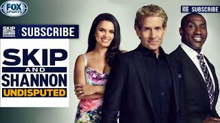 Skip and Shannon : Undisputed 8/30/2018 – Rodgers
