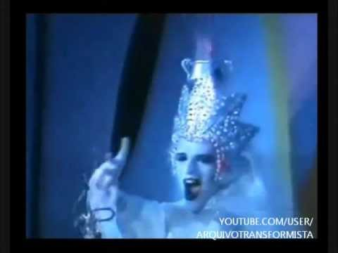 Raridade Léo Áquila e o Fantasma da Ópera Remix 1990 1997