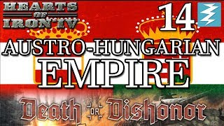 THE WAR TO END ALL WARS AGAIN 2# [14] Death or Dishonor - Hearts of Iron IV HOI4 Paradox Interactive