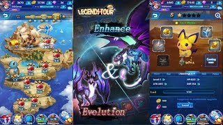 Legends Tour (Pokemon) - Android Gameplay HD