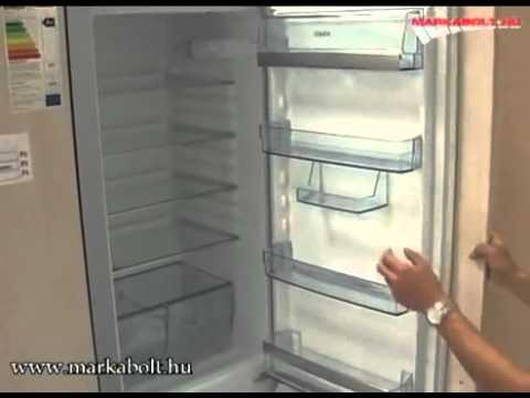 Двухкамерный встраиваемый холодильник  AEG SCS 51800 F0