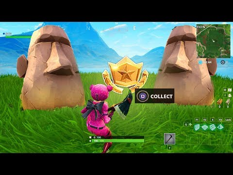 Xxx Mp4 Quot Search Where The Stone Heads Are Looking Quot LOCATION FORTNITE WEEK 6 SEASON 5 BATTLE STAR 3gp Sex