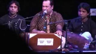 Rahat Fateh Ali Khan Live In Manchester Singing Wohi Khuda Hay