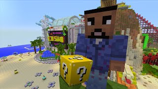 Minecraft Xbox - Lucky Block - Hunger Games