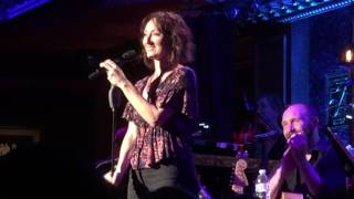 Carmen Cusack   54 Below  Think Of Me / I Dreamed A Dream / The Wizard And I / Back To Before