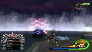Kingdom Hearts II - Boss : Xemnas