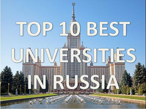 Top 10 Best Universities In Russia 2015/Top 10 Universidades De Russia 2015