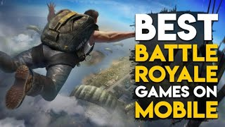 10 best battle royale games like PUBG Mobile or Fortnite on Android (2018)
