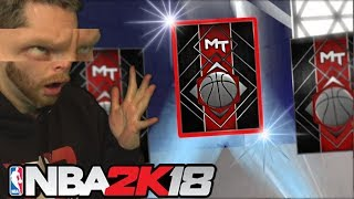 My Greatest NBA 2K18 Pack Opening