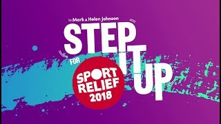 Step It Up for Sport Relief | Schools Song 2018