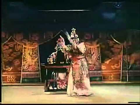 1955 Mei Lanfang taichi y opera china