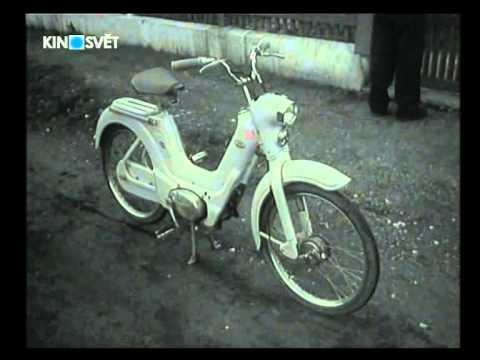 Svět o nás ví V� roba motocyklů Jawa 1960 dokument