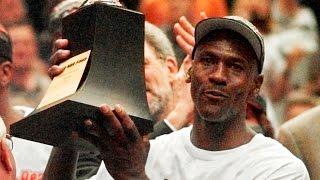 Michael Jordan's Top Playoff Performances | ESPN Video
