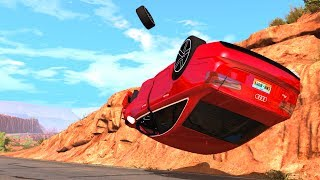 High Speed Driving Fails&Crashes #3 - BeamNG DRIVE
