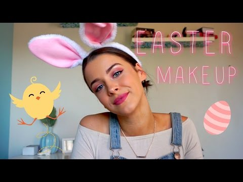 Xxx Mp4 CUTE SIMPLE EASTER MAKE UP LOOK Jessica Edwards 3gp Sex