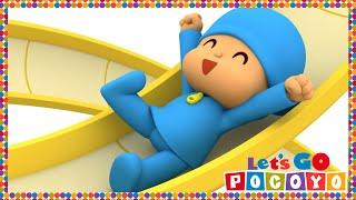 Let's Go Pocoyo! - Subindo e descendo [Episódio 39] em HD