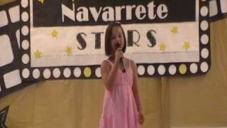 Korina Sings!!