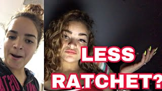 HOW TO BE LESS RATCHET