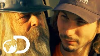 Gold Rush | SEASON 8 FINALE | Tony Beets Confronts Parker And Shuts Down His Wash Plant